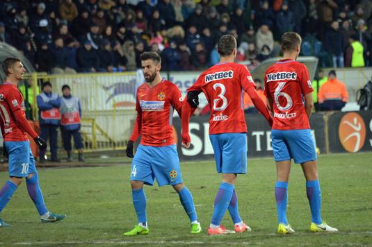 EXCLUSIV | Ioan Andone crede că FCSB poate trece de Lazio în şaisprezecimile Europa League