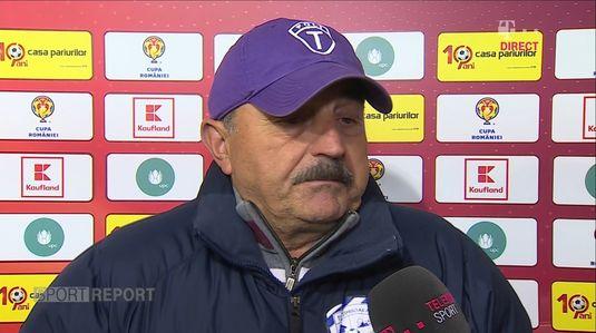 """Motivul pentru care Ionuţ Popa se teme de Dinamo: """"Mi-a zis mie Collina din Italia!"""" :)"""