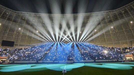 """E frig în toată ţara, doar Oltenia arde! Nu e loc pentru toată lumea pe noul stadion din Craiova: """"Nu putem vinde mai mult de atât"""""""