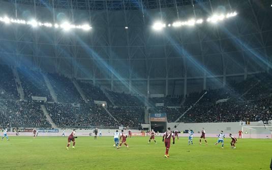 VIDEO | Craiova câştigă dramatic cu CFR Cluj şi relansează lupta la titlu! Gol minunat marcat de Mitriţă