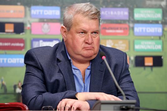 """Iuliu Mureşan ştie unde s-a pierdut meciul cu Universitatea Craiova: """"Primul gol nu trebuia să fie"""""""