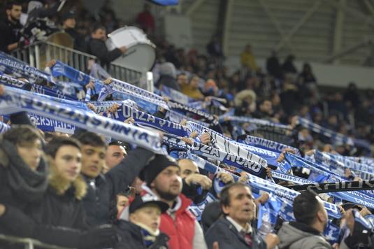 VIDEO | La Craiova este regulamentar. Oltenii joacă în 12 fiecare meci de pe teren propriu. La partida cu CFR a fost doborât un record
