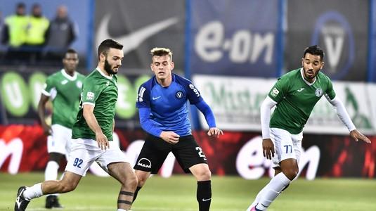 FCSB, Craiova, CFR, dar şi echipe din Italia şi Spania se bat pentru un mijlocaş de 22 de ani
