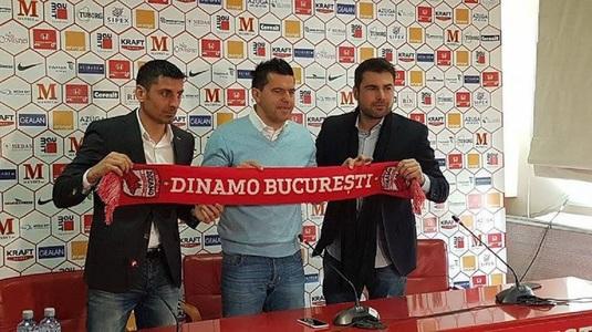 """Contra şi Mutu, traşi la răspundere de un jucător de la Dinamo: """"Acum eram cel puţin pe locul 3"""""""