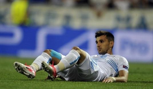 Florentin Matei, aproape de revenirea în Liga 1. Cu cine negociază fostul mijlocaş al FCSB