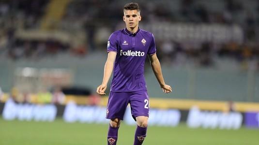 BREAKING NEWS   Viitorul a acceptat pretenţiile Fiorentinei pentru transferul lui Ianis Hagi. Anunţul oficial al campioanei