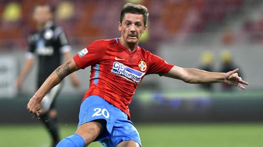 """Clauza pusă de FCSB după ce l-a trimis pe Achim la Botoşani: """"Aşa au dorit cei de acolo, asta e"""""""