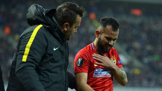 """""""Ce să se supere domnul Becali?"""" Junior Morais a comentat criticile patronului FCSB"""