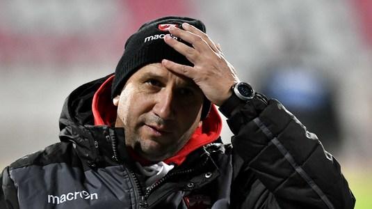 Probleme la Dinamo din cauza unui transfer. Miriuţă vrea un jucător de care conducerea nici nu vrea să audă!