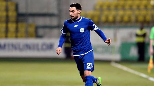 FC Voluntari l-a achiziţionat pe Bogdan Bucurică de la Concordia Chiajna