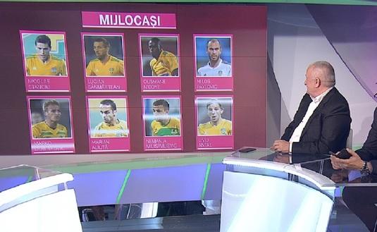 Stanciu n-a prins echipa! EXCLUSIV | Porumboiu şi-a ales cel mai bun 11 din perioada Vaslui. Cum arată echipa  cu doar doi români
