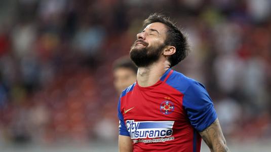 """Dică s-a enervat la conferinţa dinaintea meciului cu Plzen: """"Eu l-am exclus pe Enache, nu Becali!"""""""