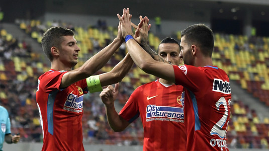 """Steliştii nu se îmbată cu apă rece, după recitalul cu Gaz Metan: """"Trebuie să câştigăm şi cu CFR Cluj"""""""