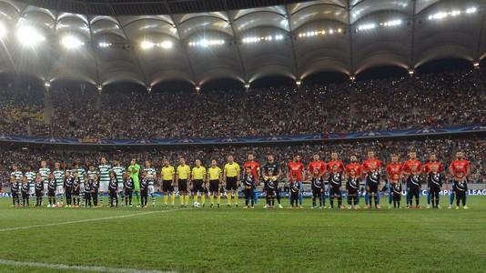 S-a aflat brigada de arbitri care va conduce meciul dintre Lugano şi FCSB