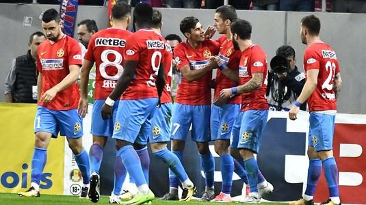 VIDEO | FCSB o umileşte pe Timişoara şi vine la un punct în spatele liderului CFR Cluj