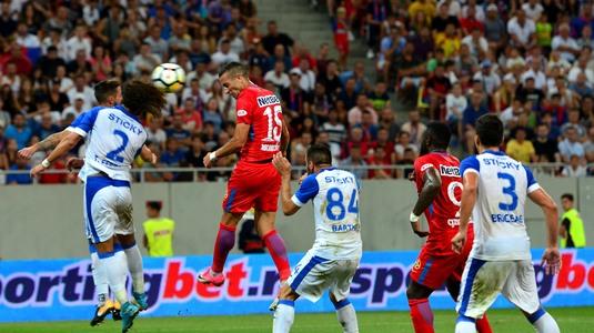 Craiova-FCSB. Patronul a mers în cantonament şi le-a spus jucătorilor ce PRIME vor încasa!
