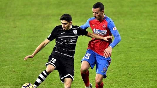 Ce transfer ar putea perfecta FCSB în următoarele zile. Un jucător din Liga 1 pe care îl doreşte va fi declarat liber de contract