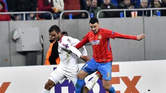 Ne mândrim! FCSB, performanţă de excepţie în Liga Europa. Ce a reuşit echipa lui Dică la meciul cu Beer Sheva!