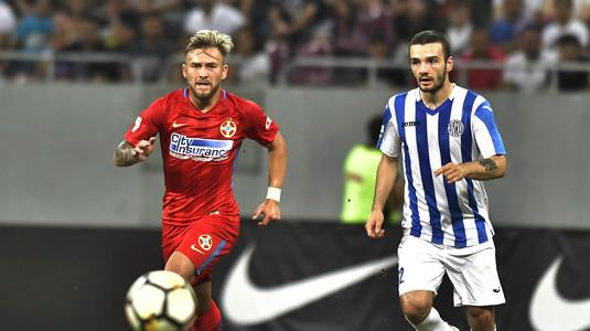 Ruşine imensă pentru FCSB! Cu Golofca, Pleaşcă şi De Amorim pe teren, echipa a doua a fost umilită de Progresul Spartac