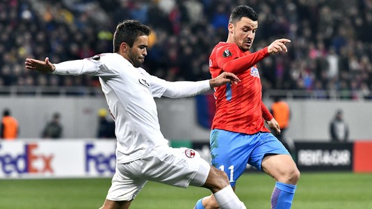 """Budescu a fost rezervă la Plzen, iar acest lucru s-a văzut: """"Echipa asta are nevoie de Budescu. Trăieşte din Budescu"""""""