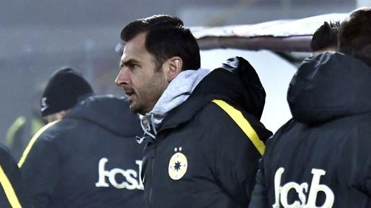 """Dică îşi asumă toată vina pentru înfrângerea cu Lugano: """"Am riscat şi nu ne-a ieşit"""". Ce adversar îşi doreşte în """"16-imi"""""""
