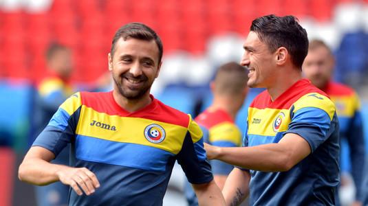 Sânmărtean, alături de Dică! Mesajul mijlocaşului pentru tehnicianul FCSB şi cum vede dubla cu Lazio