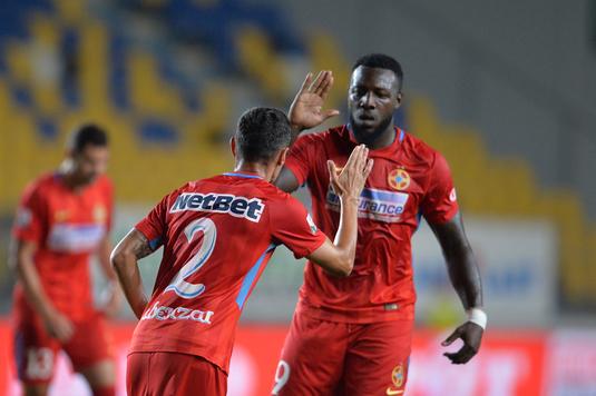 Gnohere şi Ţucudean concurează în meciul FCSB-Viitorul pentru statutul de lider al marcatorilor la finalul anului