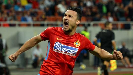 """Budescu putea să nu ajungă la FCSB! Înainte să bată palma cu Becali, a negociat cu altă echipă din Liga I: """"Mi-ar fi plăcut să joc acolo"""""""