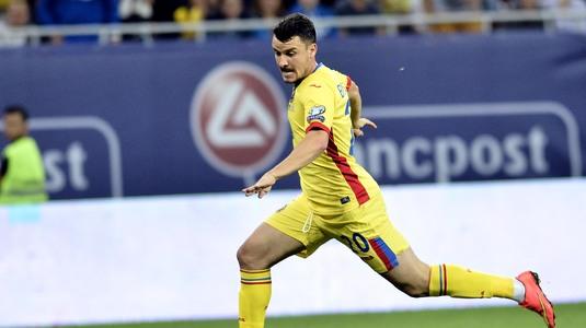 Budescu, pariul lui Dică pentru echipa naţională