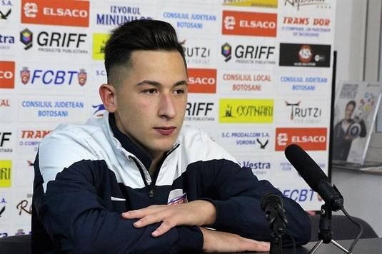 """Olimpiu Moruţan nu se teme de criticile patronului FCSB: """"O să încerc să-mi fac treaba pe teren"""""""