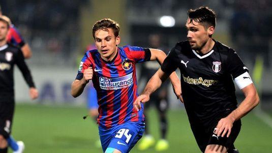 """Transferul lui Găman la FCSB prinde contur! MM Stoica a vorbit deja cu jucătorii despre noua achiziţie: """"Ne-am înţeles foarte bine"""""""
