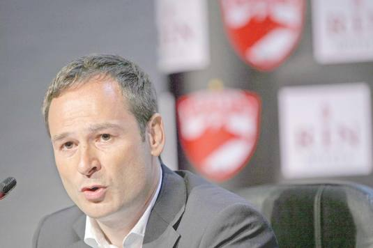"""Negoiţă are de gând să RENUNŢE la Dinamo: """"L-aş ceda oricând, dar nu cu orice preţ"""""""