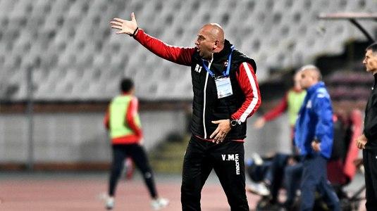 """Miriuţă răsuflă uşurat după prima victorie la Dinamo: """"Am tremurat la penalty-ul lor, dar pe urmă am controlat clar jocul"""""""