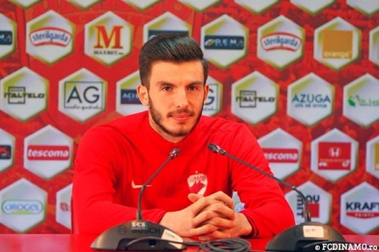 Negoiţă se foloseşte de toate mijloacele pentru a aduce jucători pe gratis la Dinamo. Cum a revenit  Mihai Popescu la echipă