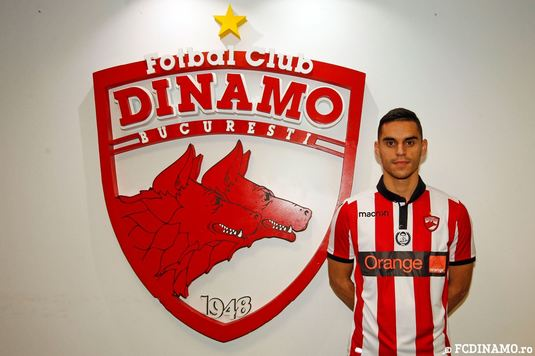 Croatul Ivan Pesici a efectuat vizita medicală şi a semnat până în 2020 cu Dinamo! Avem tot lotul pe care se bazează Vasile Miriuţă