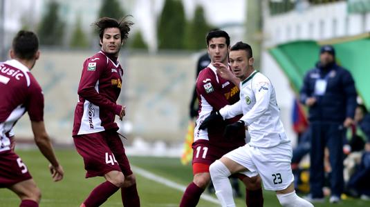 """Unul dintre jucătorii veniţi în probe la Dinamo speră să semneze cât mai curând contractul: """"Sunt pregătit să joc"""""""
