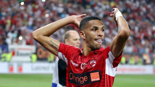 Prima ofertă pentru Rivaldinho vine din străinătate. Dinamo ar putea primi un jucător la schimb