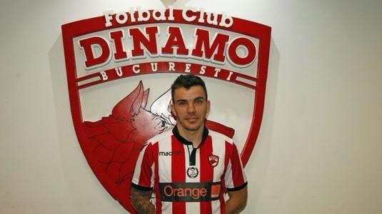 Dan Nistor a fost prezentat oficial la Dinamo. Pe câţi ani a semnat mijlocaşul