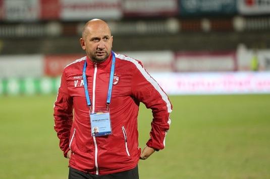 De ce n-a mai avut Patrick Petre loc la Dinamo + Vasile Miriuţa le dă replica oltenilor