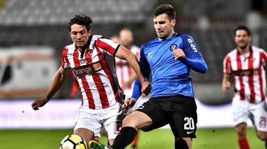 """Uitase cât de greu e! Revenit la Dinamo, Nica şi-a amintit de cel mai dur cantonament din viaţa sa: """"A fost cu domnul Ţălnar"""""""