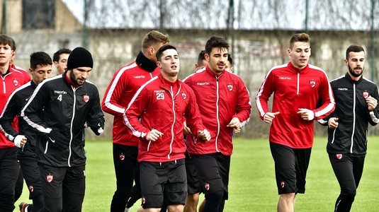 """Dinamo a pierdut doi căpitani într-o săptămână! Cine e noul lider din teren al """"câinilor"""""""