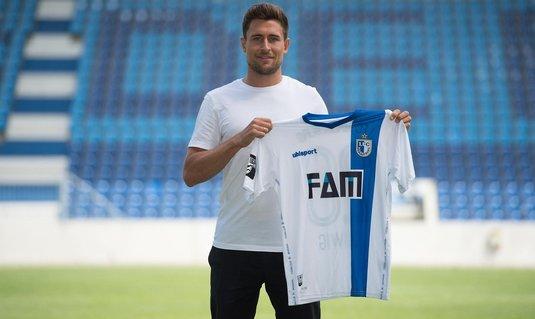 Dinamo a fost la un pas să aducă un atacant neamţ de 27 de ani! Negocierile s-au oprit deşi jucătorul era de acord să vină în România
