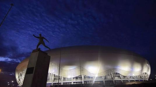 """Mangia, impresionat de noua """"casă"""" a Craiovei: """"E ceva fantastic! În Italia sunt doar două stadioane aşa!"""""""