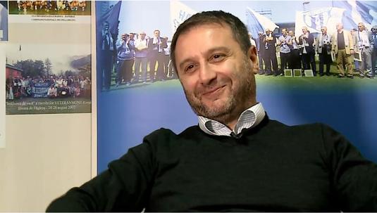 EXCLUSIV   Interviu INEDIT cu Devis Mangia. Lucruri puţin ştiute din viaţa antrenorului italian