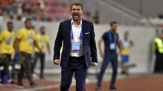 OFICIAL | CS U Craiova i-a prelungit contractul lui Devis Mangia. Prima reacţie a antrenorului