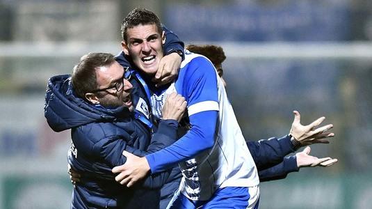 CSU Craiova se află în negocieri avansate cu un fotbalist din Serie A, fost coleg cu Mutu la Fiorentina!
