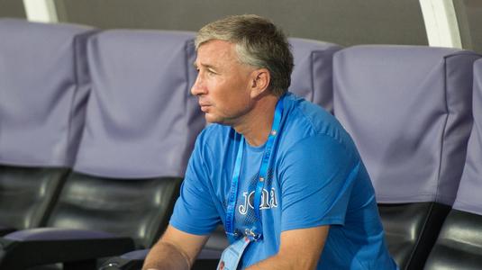 """Pleacă Dan Petrescu de la CFR Cluj? Anunţul făcut de impresarul """"Bursucului"""": """"Este foarte dorit acolo, vedem ce facem"""""""