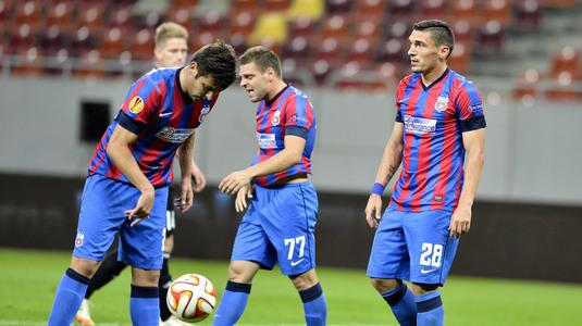 NEWS ALERT | CFR Cluj îi dă lovitura de graţie FCSB-ului! Ardelenii au intrat pe fir şi vor să-l transfere pe Raul Rusescu