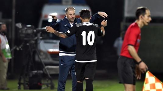 """Ioniţă s-a dezlănţuit la finalul meciului şi-l acuză pe Colţescu: """"A înjurat şi a spus să-l dea afară"""""""