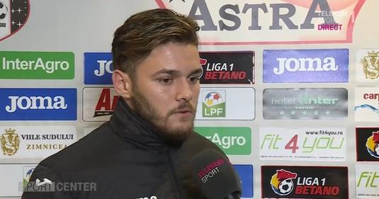 Steliştii i-au răspuns lui Ioniţă, după ce atacantul a ironizat-o pe FCSB după meciul cu Astra!
